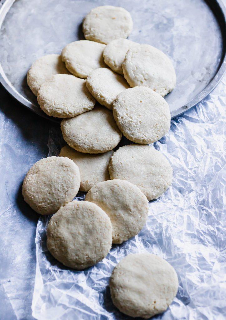 Soft Paleo Sugar Cookies