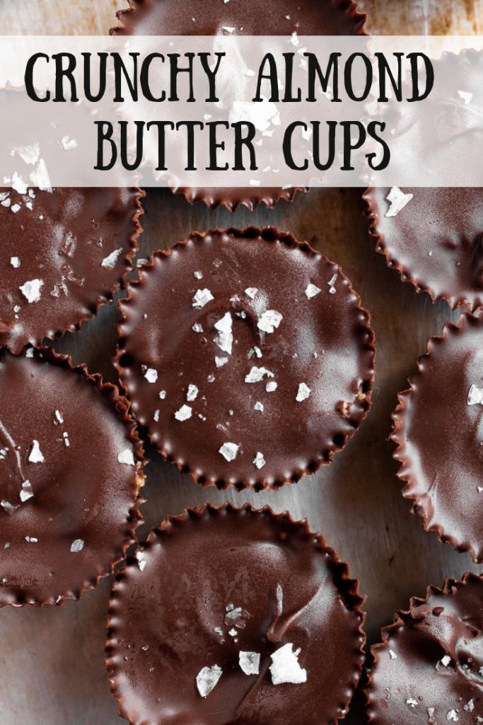 Crunchy Almond Butter Cups