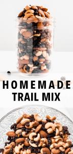 trail mix recipe