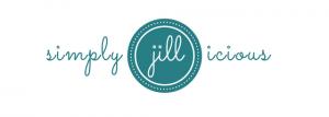 simply jillicious logo