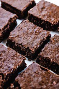 fudgy paleo brownies almond flour