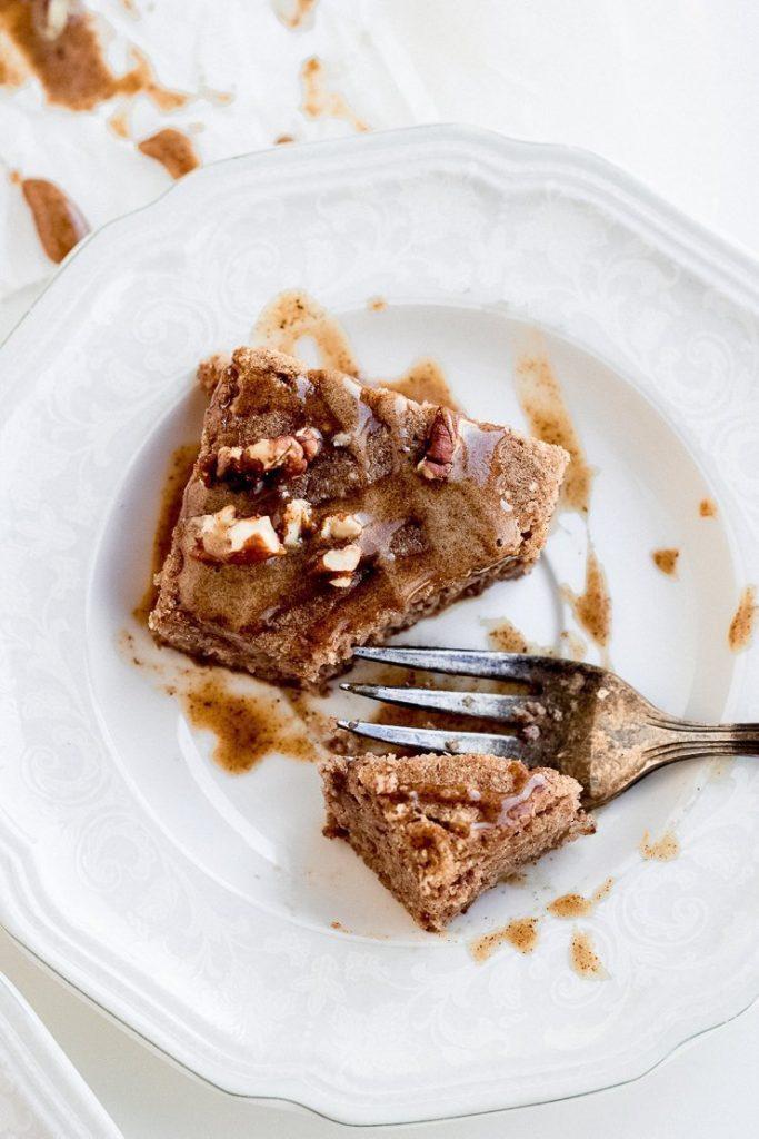 paleo spice cake