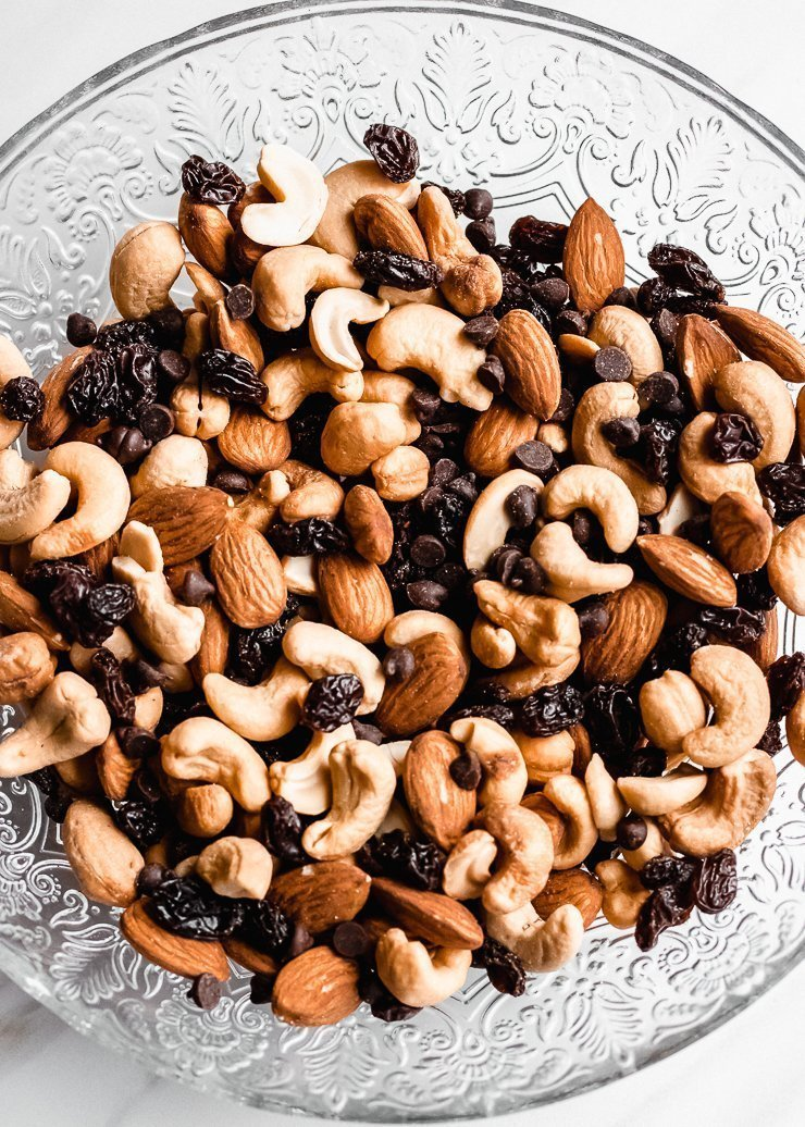 trail mix recipe