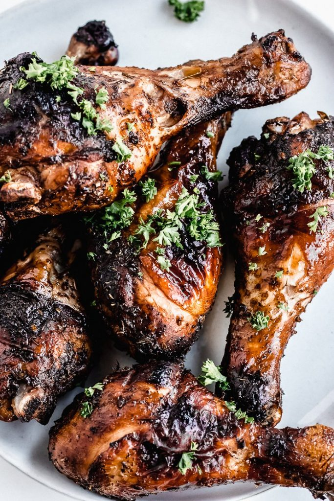 marinated chicken drumsticks