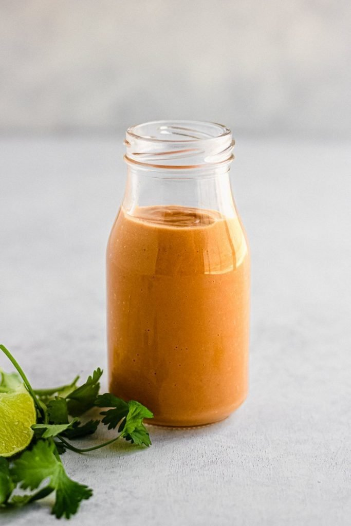 salsa dressing for salad