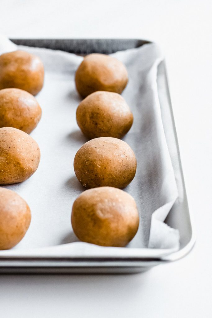 old fashioned peanut butter balls