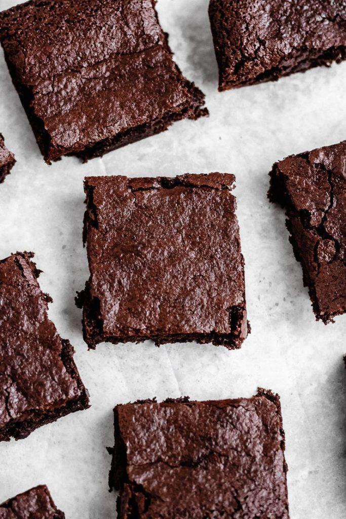 gluten free brownie recipe