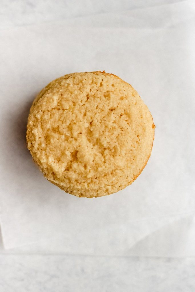 almond flour lemon cookies