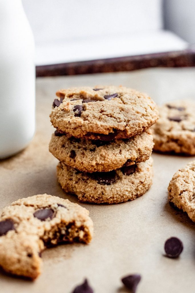 cookies with almond flour