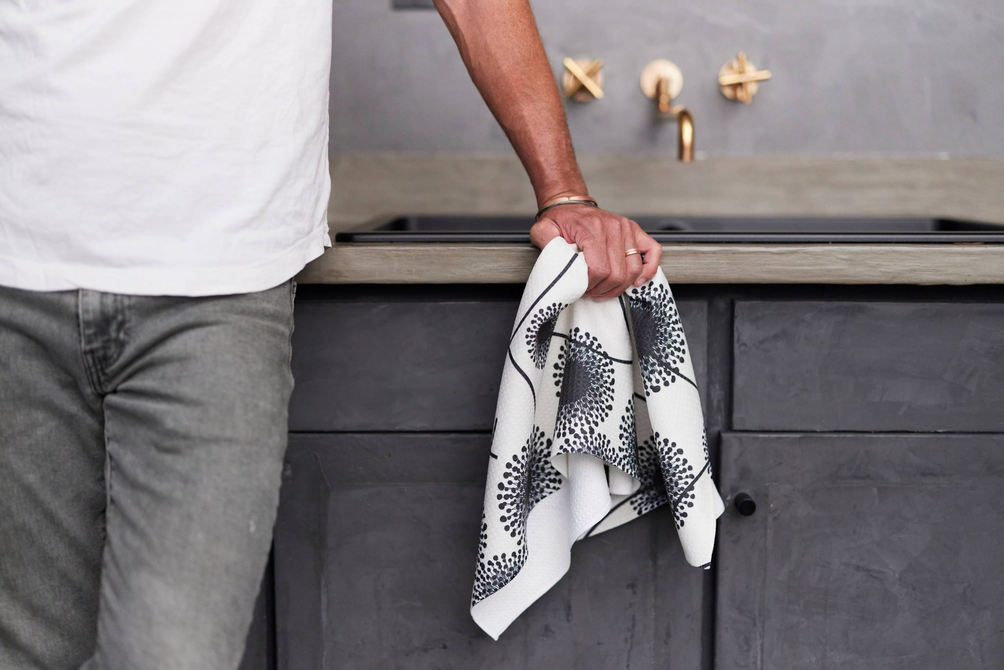 geometry house towels review